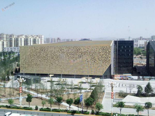 张家口一张耀眼的城市新名片——市博物馆新馆即将启用