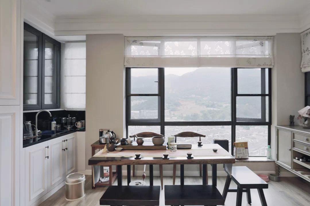 190平大空间户型重改,打造低调完美的舒适生活 装修 第7张