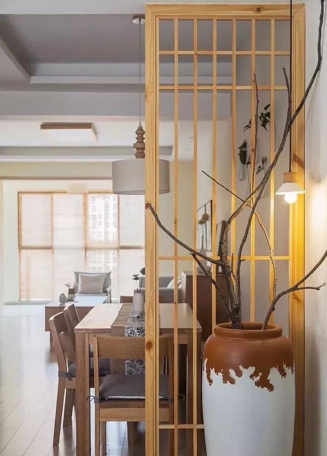 自然、舒适、简约、实用,把住宅做到了极致的日式风格 日式 软装 第3张