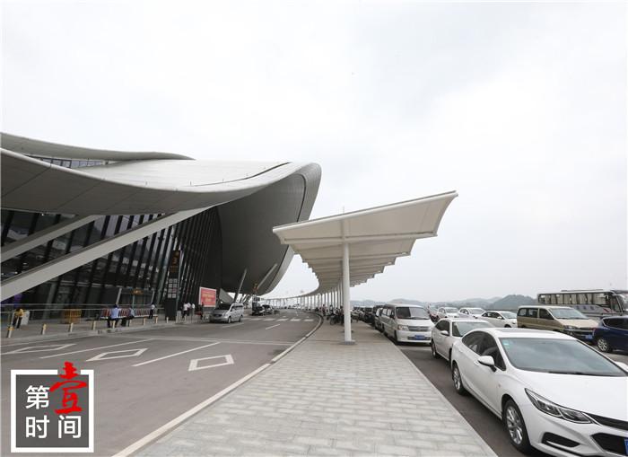 还有2天!桂林两江国际机场T2航站楼进入启用倒计时