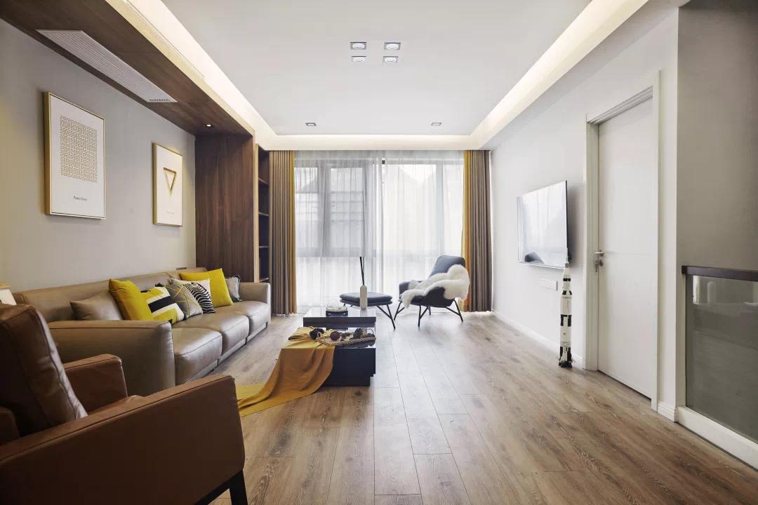 近200m²双层大house,现代生活,舒适,藏不住! 现代 舒适 装修设计 第17张