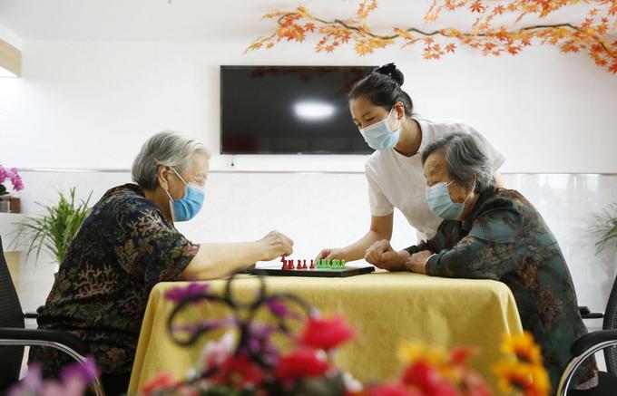 北京:老人医养结合服务率年内需达85%