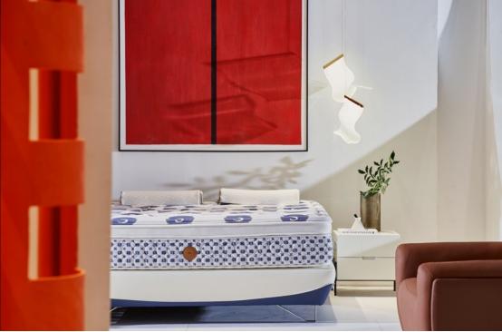 """简单的""""圆""""变身顶尖时尚icon,喜临门·圆韵系列做对了什么家居与观察插图"""