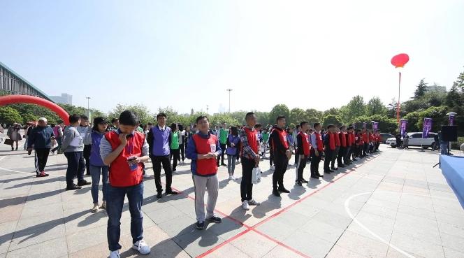 中国最大滨江公园为南京中海地产开Show