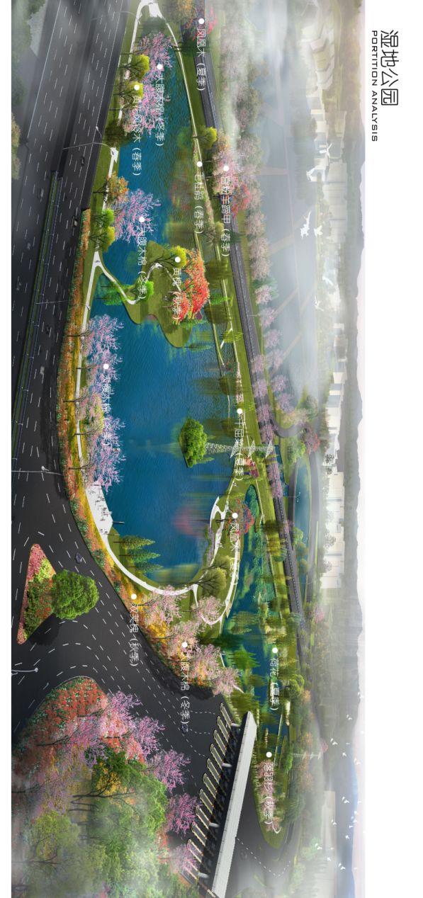 汕头湿地公园绿化景观初期改造基本完工,未来将是这样的