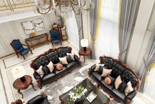 选择成为什么样的自己? 大风范欧式家具《传奇》沙发