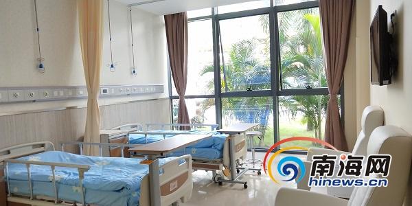 博鳌超级医院正式启用 聚集国内外高端医疗技术