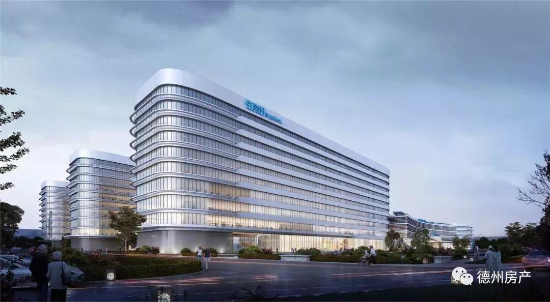 重磅!德州市东部医疗建设用地规划许可证批前公示