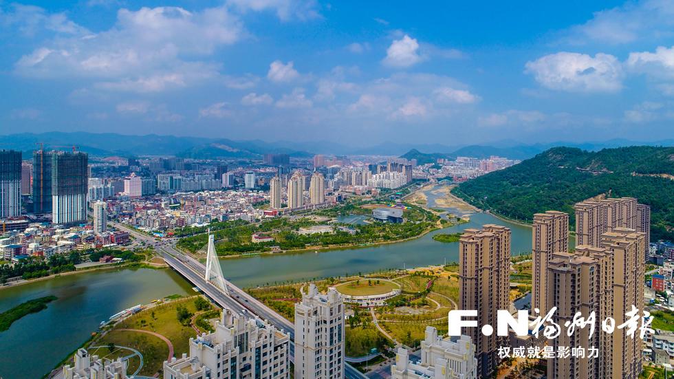 福清跃居综合实力百强县市第19位