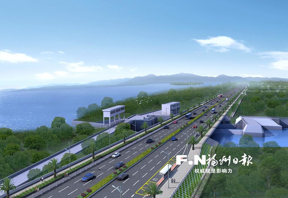 闽侯南通今年动建6条主干道 为发展商贸物流打好基础