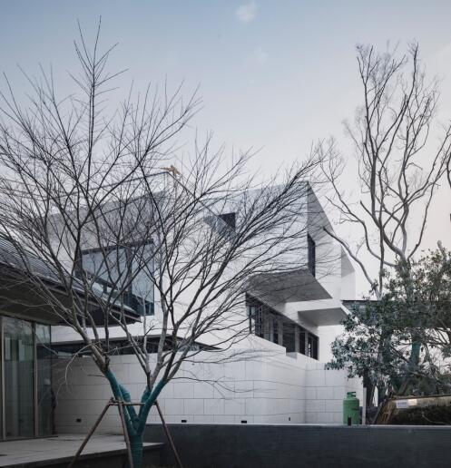日清设计入围2018 WAF世界建筑节大奖