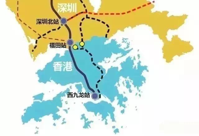 """交通大利好!广州南站,下一片投资""""热土""""!"""