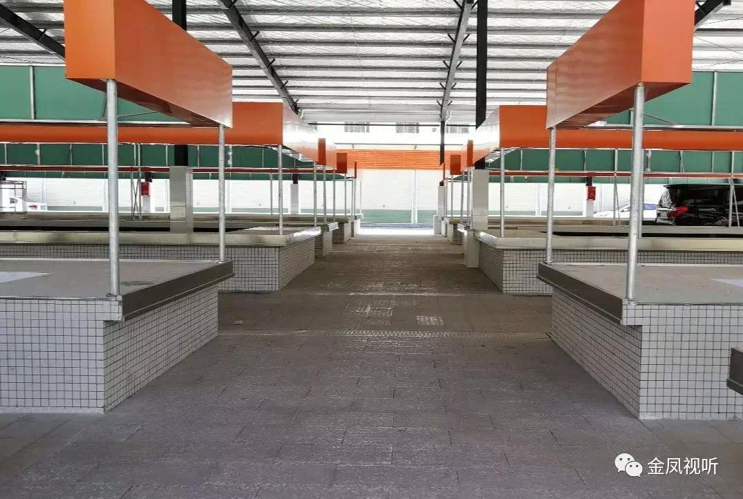 揭东城区即将有个新的农贸市场,地址在……