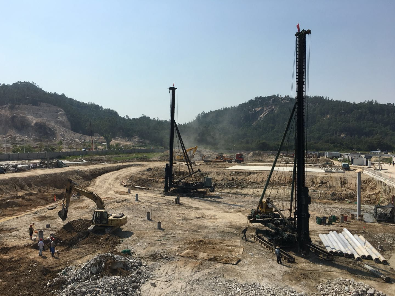 """""""粤东绿地中心""""项目全面启建 打造汕头南岸200米高度新地标"""