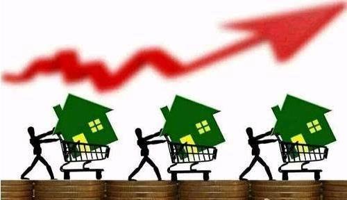 """為何在""""限購""""背景下全國商品房銷售額還一直在增長"""