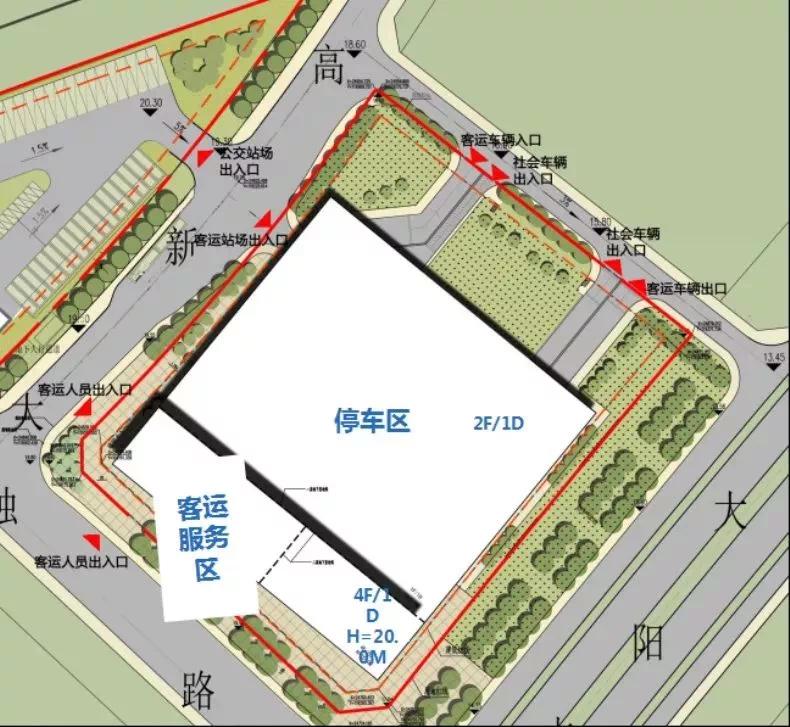 约3.85万平米!三亚客运东站拟选址亚龙湾火车站东南侧