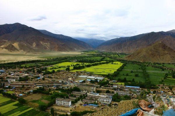 西藏山南市人大干部湖南学习班来株考察