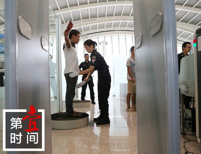 """200名""""旅客""""提前体验桂林机场T2新航站楼,曝现场照"""