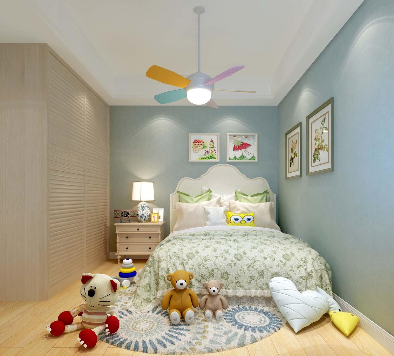 芜湖儿童房装修要点,装出完美儿童房!