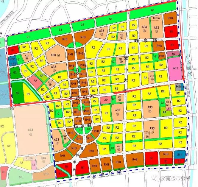 新东站片的大规模开发还在后头 未来将崛起一座TOD新城!