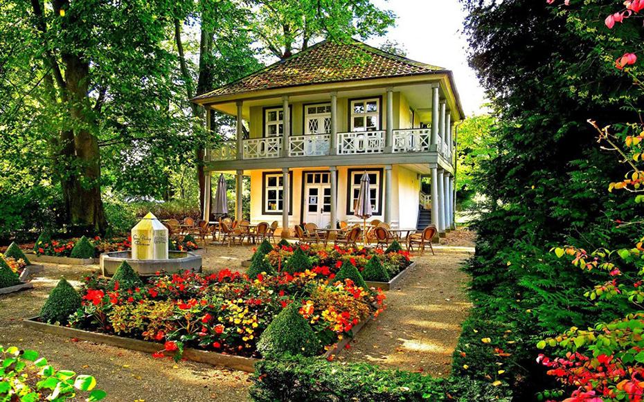 芜湖别墅花园设计也可以美