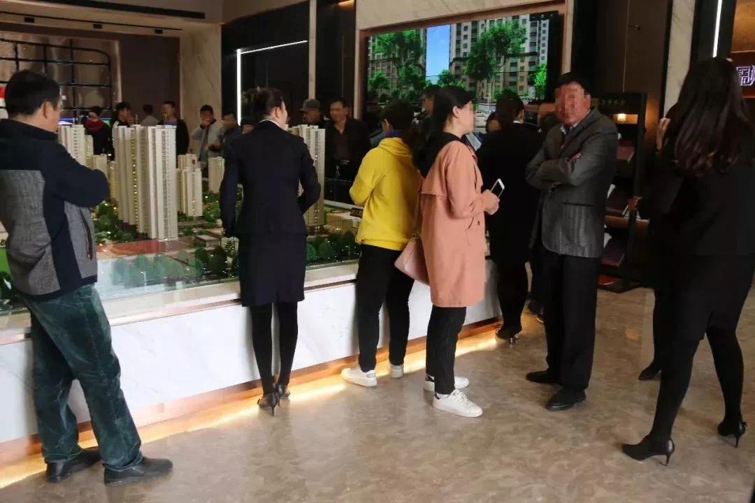 开盘在即|昱景东方全城争藏,火爆认筹中!