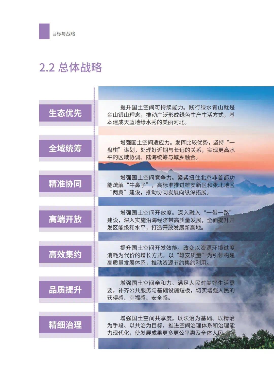 强化石家庄高端引领!河北省国土空间规划公开征求意见(图13)