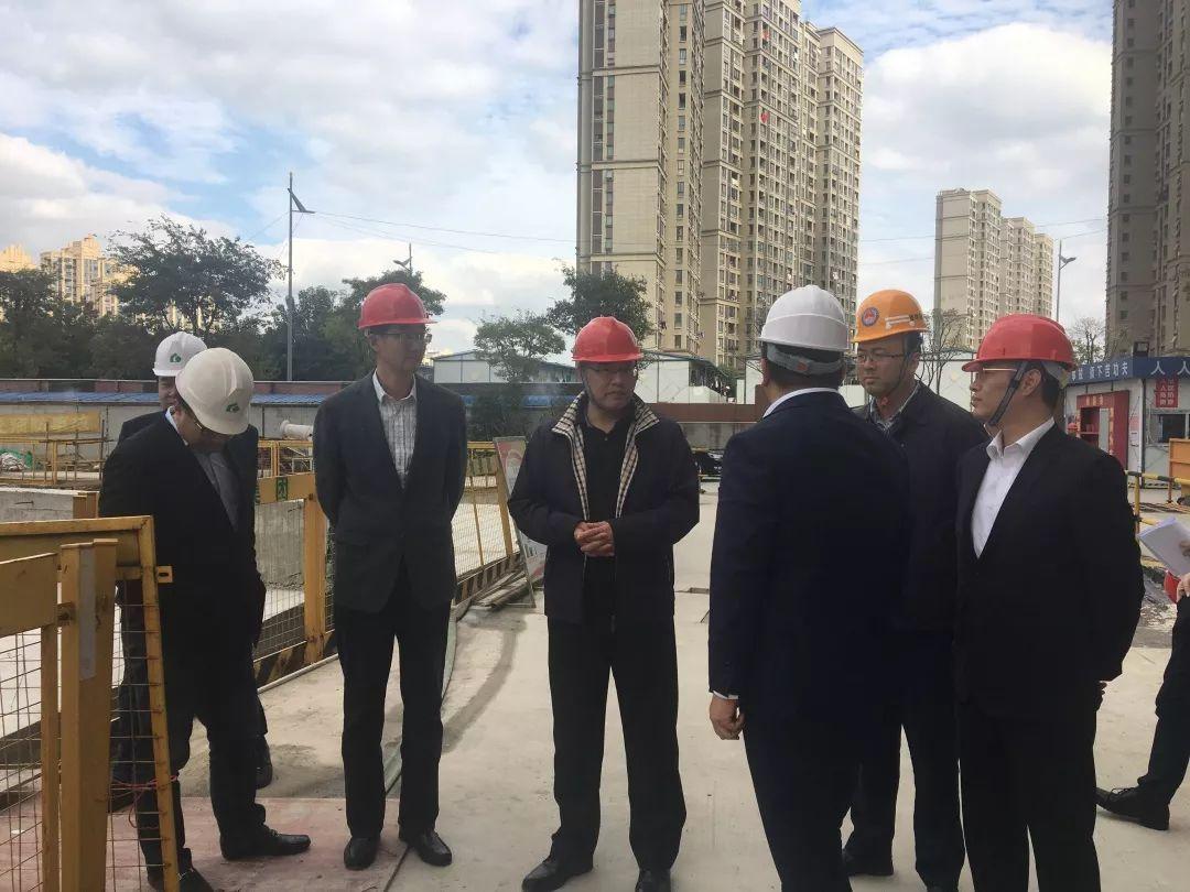 花桥将迎新地标  绿地商业中心快封顶