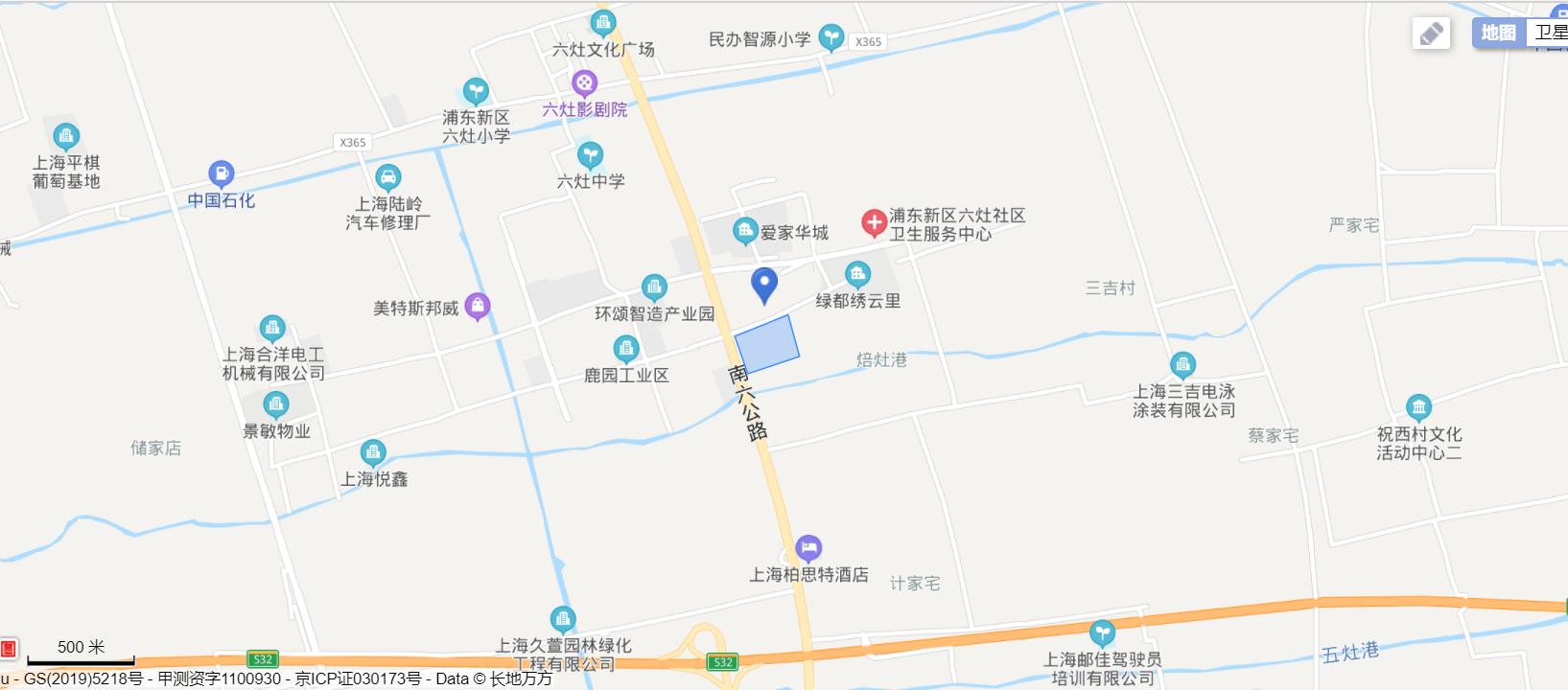 保利发展22亿元竞得上海浦东川沙宅地,距离迪士尼6公里