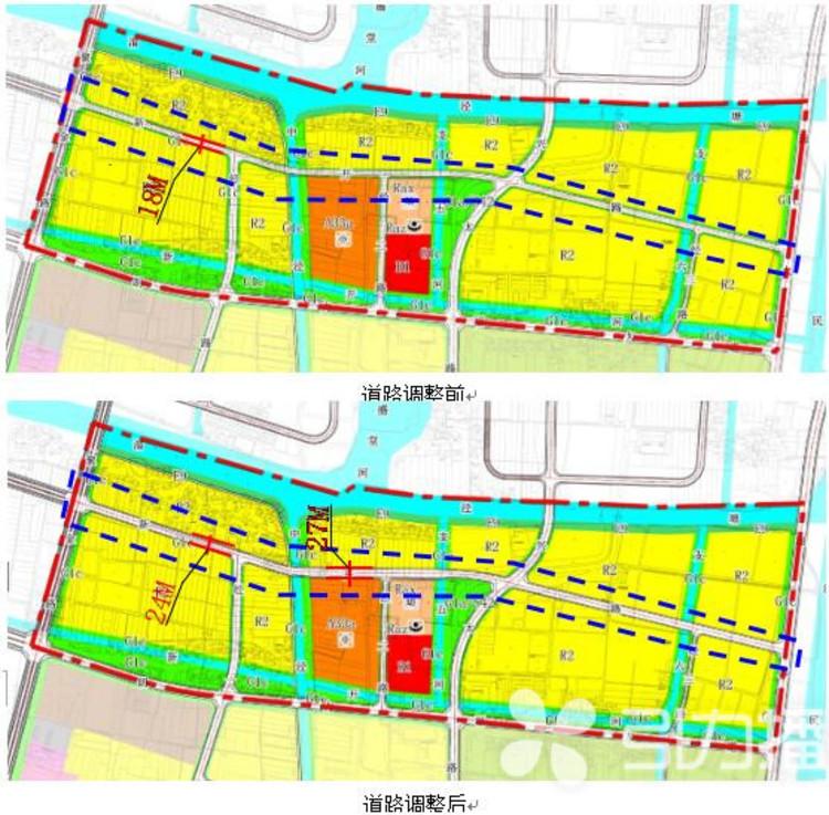 苏州相城区部分区域控规调整出炉 新增居住用地