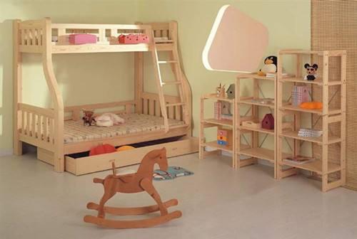 中国板材十大品牌百的宝:儿童家具的设计要更注重细节
