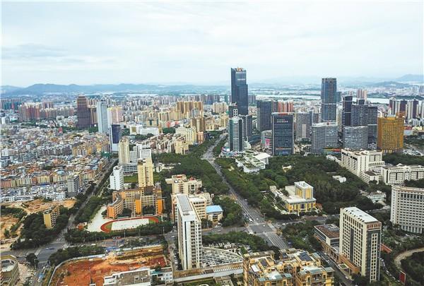 惠州年度新增建设用地指标 六成以上拟用于工业
