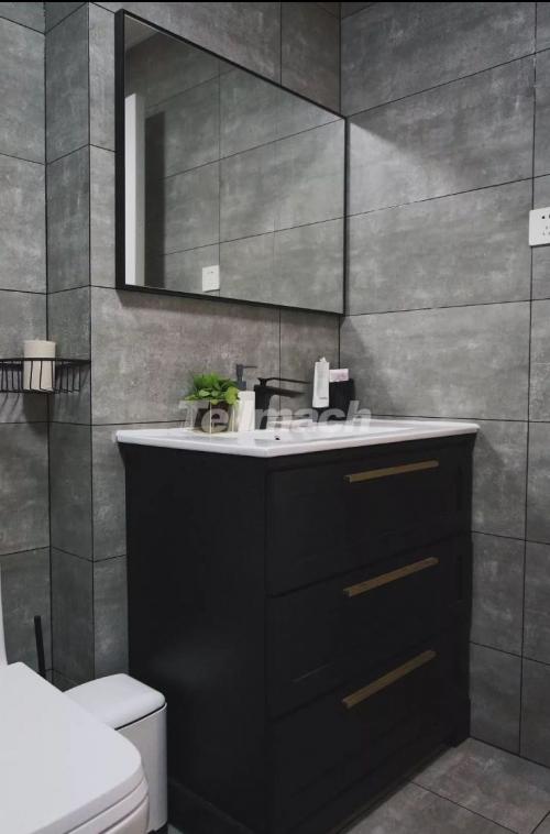 别墅装修卫生间贴什么颜色墙砖好看?