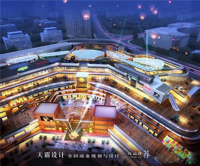 """南昌新建吾悦广场""""状元里""""商业街:创意设计与文化内核相融合"""