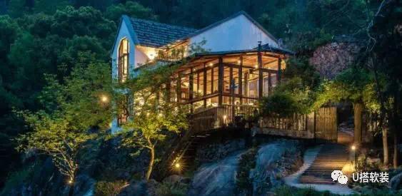 中国100家最美的民宿院子(61-80) 民宿 院子 第14张