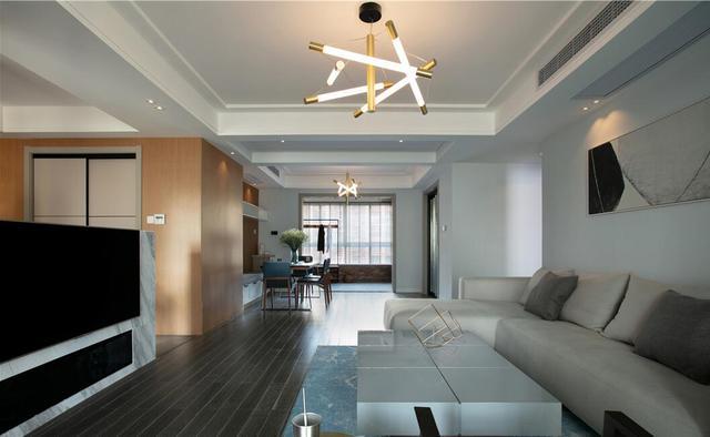 现代简约风丨复古砖和水泥板搭配出层次丰富质感和谐的美妙空间