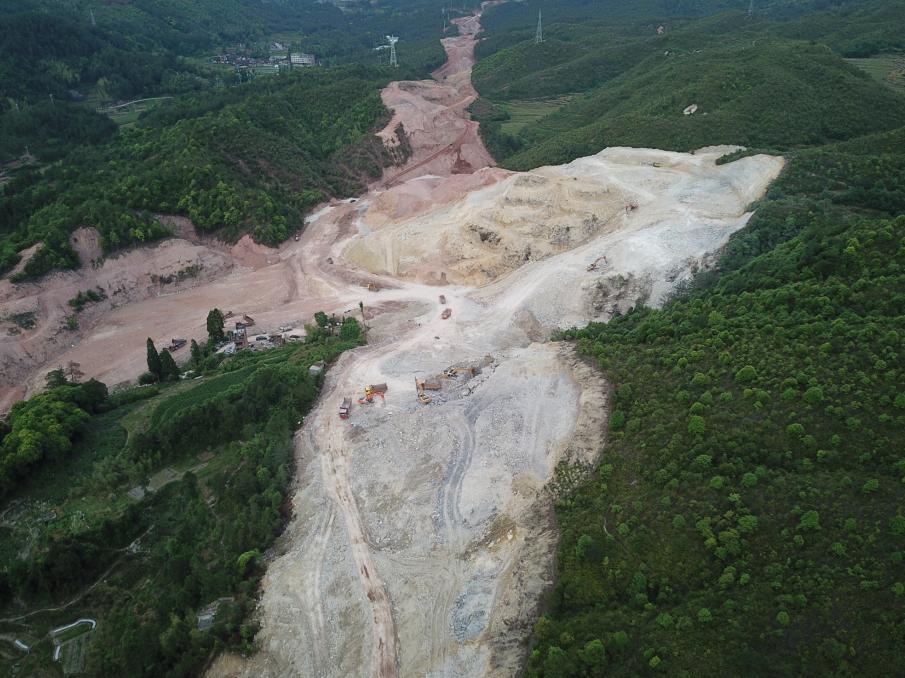 龙丽温文泰项目先行段建设提速 泰顺明年10月通高速