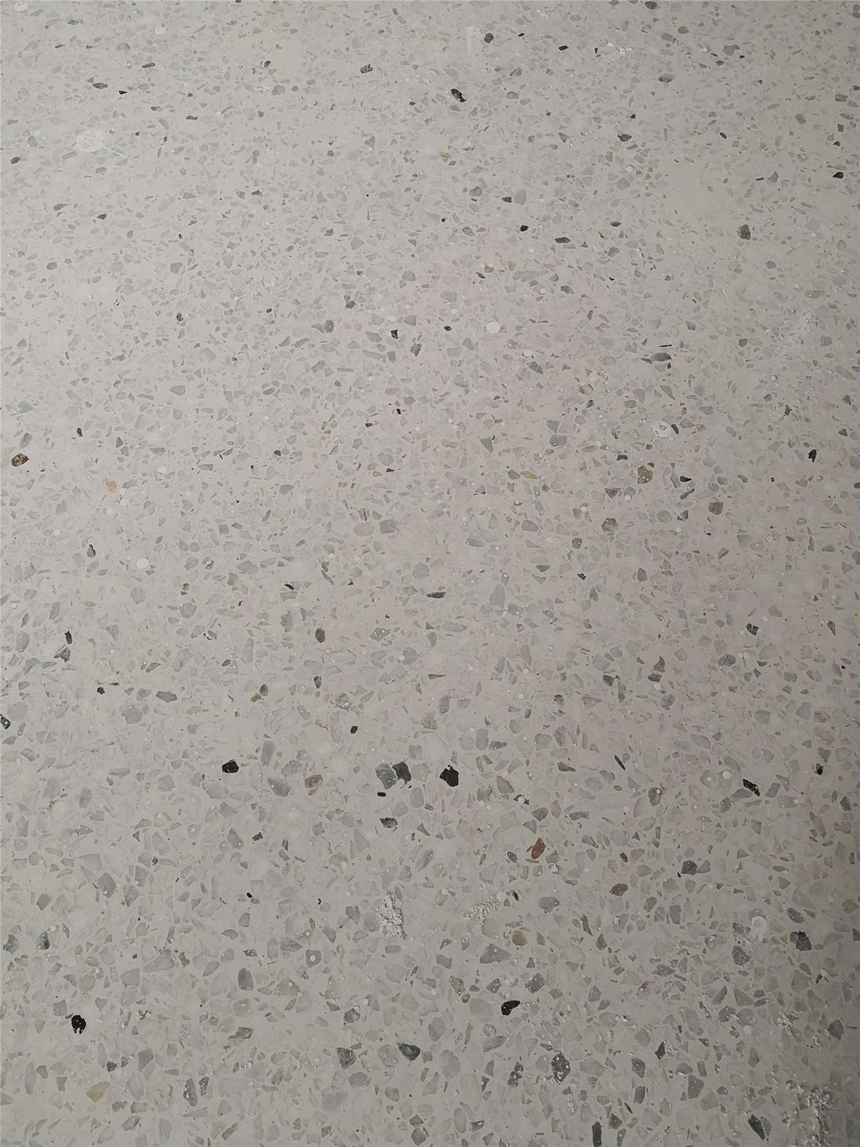 黄岛地面装修,除了地板和瓷砖考虑过水磨石吗?