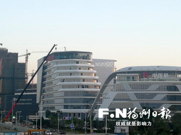 濱海新城日新月異強力崛起 68個項目同時在建
