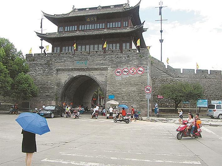 细数那些存在或已消失了的台州古城