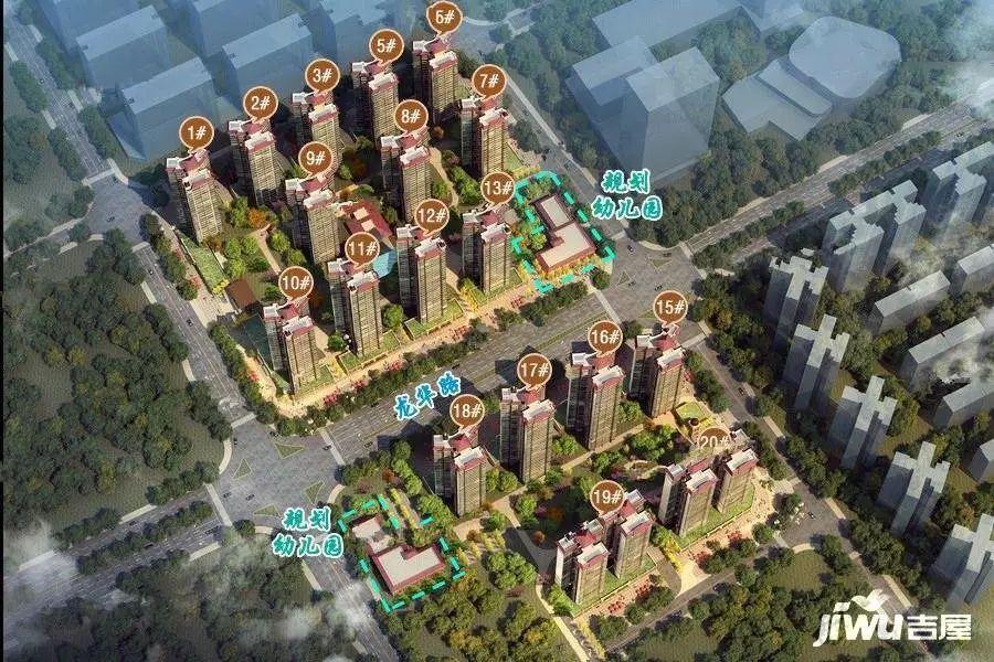 【城建】8月,南宁城建要给你带来一大波惊喜!