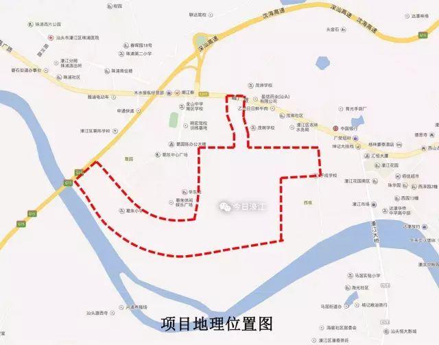 茂洲片区新型城镇化综合开发PPP项目调整 方案出炉!