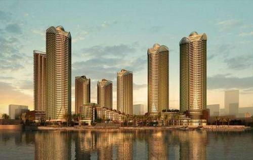 喜来城+国王天玺:久久集团打造地标性建筑