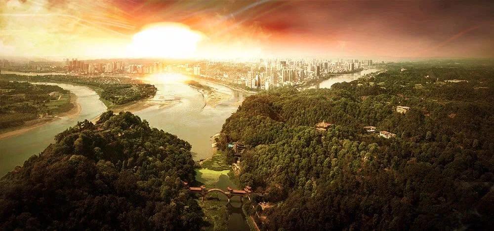 """乐山中心城区这两条路将规划成""""乐道"""",实施""""三美工程"""""""