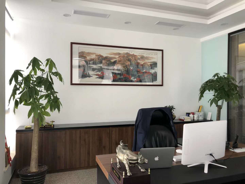办公室挂画讲究:办公室字画布局妙招