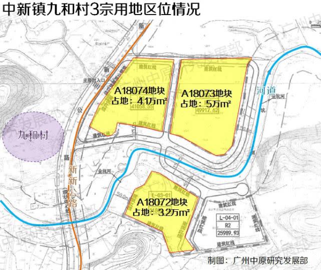 """广州供地大户还是它!今年商住地供应,增城占了""""半边天"""""""