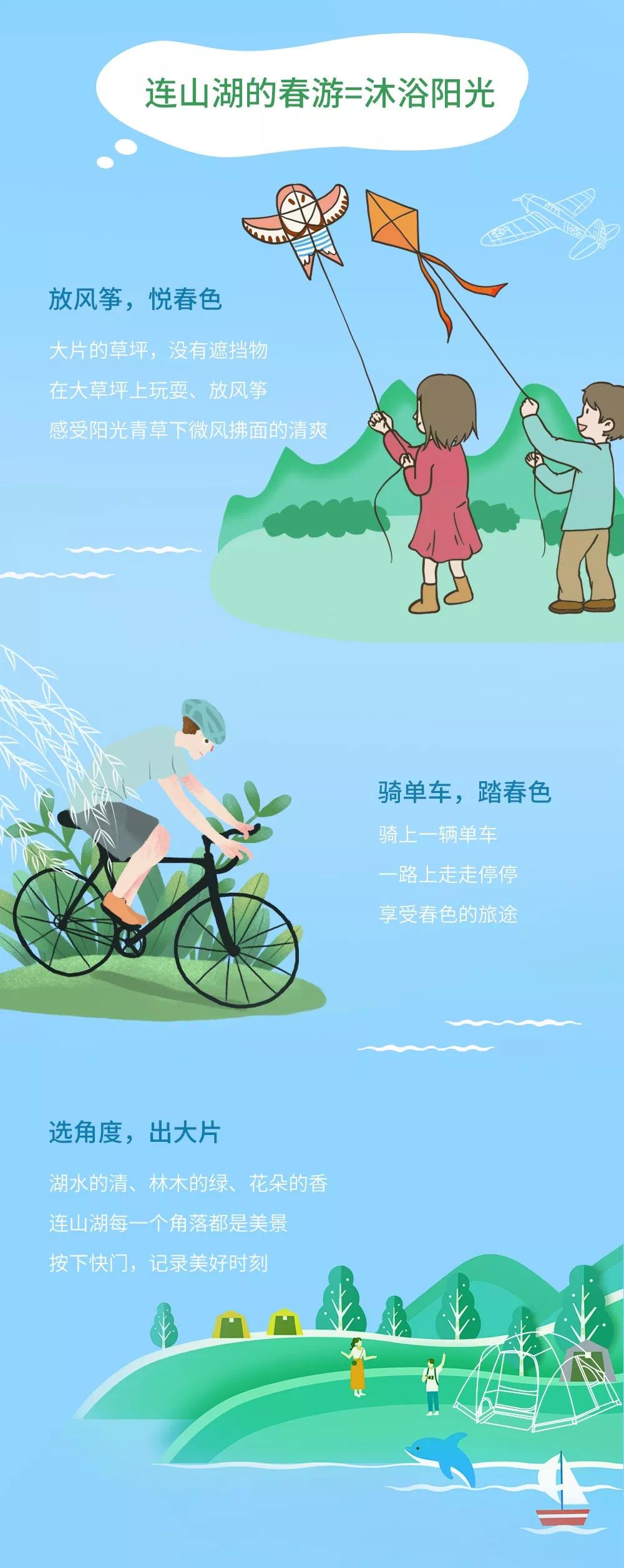 【精彩回顾】连山湖一日游完美收官!