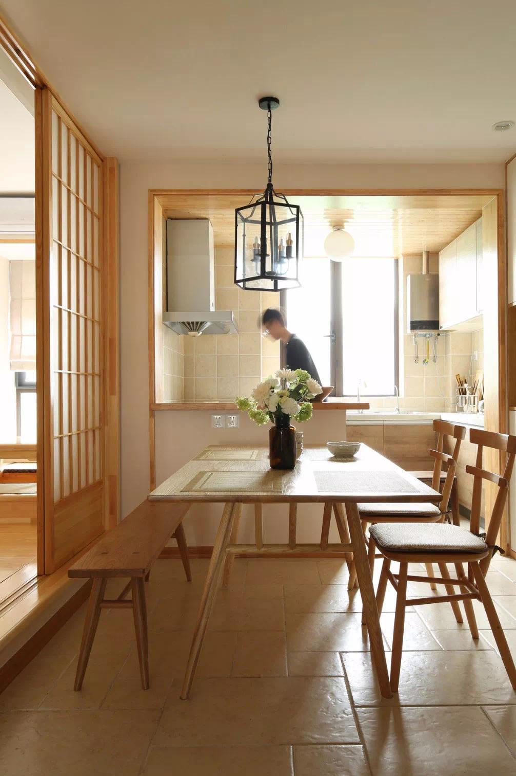 自然、舒适、简约、实用,把住宅做到了极致的日式风格 日式 软装 第20张