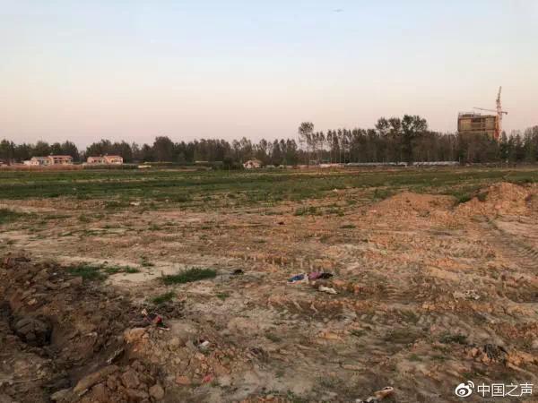 借棚改之名強征千畝耕地,當地農業局:土地權證發錯了
