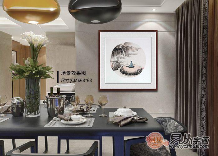小户型家居挂画,多种风格,颜值与实用并存